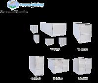 Updated Mortuary Corpse Refrigerator with Freezing Mortuary Morgue Freezer