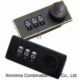 Cosmetic case lunch box furniture cabinet combination lock xmm-5005