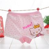 Baby Girls' Briefs Boxer Underwear Kids Cute Cartoon Panties Children Soft Cotton Child...