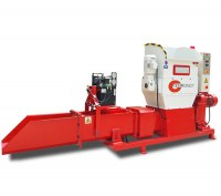 China EPS Compactor Foam Densifier Machine