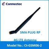 High Quality Sma Antenna 4G LTE SMA Male Rubber antenna Ct-GSM06-2