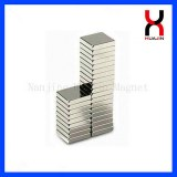 N35 N45 N52 Magnetic Block for Electronic Motor Products Magnets