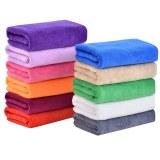 Factory wholesale high quality custom microfiber beach towel