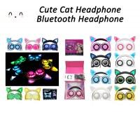 Cute Cat Headphone