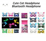 Cute Cat Headphone