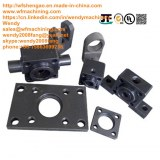 Hot/Cold Forging Carbon Steel or Alloy Steel Hydraulic Cylinder Parts with CNC Lathe