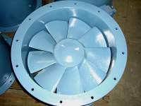 CZF Vessel ventilation fan--axial exhaust fan