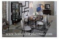 Dining Table and Chairs Dining Room furniture Dining Room Sets Classic Europe Style TN...