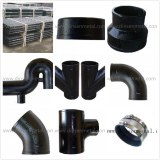 Hubless cast iron soil pipe fittings