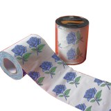 Gift printed toilet paper toilet roll