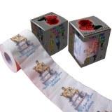 Toilet paper toilet tissue distributor
