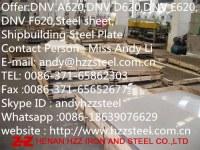 Offer:DNV A620,DNV D620,DNV E620,DNV F620,Steel sheet,Shipbuilding Steel Plate