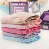 4pcs Disposable 100% Cotton Women Disposable Panties Briefs Underwear Travel Sports Hot...