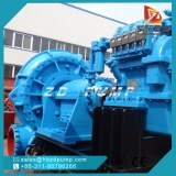 20 inch WN500 dredge pump, river sand pump,gravel pump