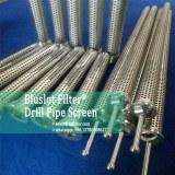 Drill pipe screen