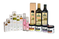 Organic oils and food suppliers