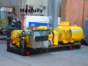 3S New Model Water Injection Pumps