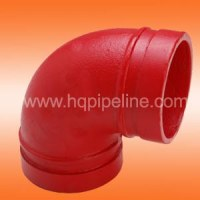 UL/FM Ductile iron grooved coupling