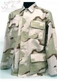 Army Clothing Combat Suit BDU Uniform Set