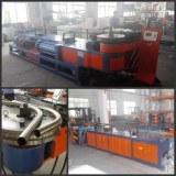 Zhangjiagang Telhoo Machine High Precision 3D Full Automatic Steel Pipe Bending Machine