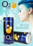 Bebida energetica o2