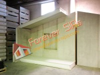 Structure insulated wall panel for prefab house