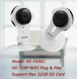 HD 720P WIFI Smart Mini Cube Camera