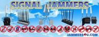 Signal Blocker 3G 4G GPS RC WIFI Drone UAVs RF Wireless RCIED Bomb