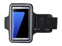 Brassard sport néoprène noir pour Samsung Galaxy S7
