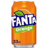 FANTA ORANGE - PACK DE 24x33CL