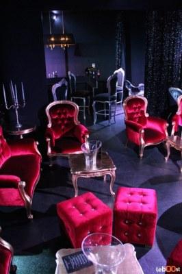 Furniture for clubbing
