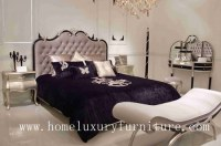 Bed sets antique Bedroom furniture bedroom sets Kingbed Solid wood Bed classic bed FB...