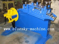 Feature for general decoiler and straightener TMS-200A