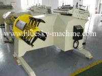 Feature for uncoiler & straightener TNS-300