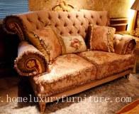 Sofas Fabric sofa price classical sofa Living room furniture Antique Style sofas FF-102