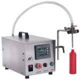 FG-150 Tabletop Gear Pump Liquid Filling Machine