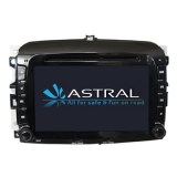 Wholesale Dual Core Androd Car DVD With Navigation System Fiat 500 L
