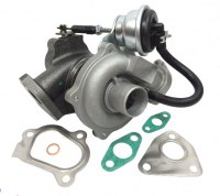 Fiat punto turbocharger