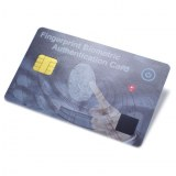 Fingerprint MIFARE S50 RFID Contaceless Card