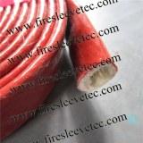 BST Heavy Duty Silicone Coated Fiberglass Braided Fire Sleeve