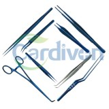 Cardiac Vascular Thoracic Plastic Surgery Instruments- Forceps