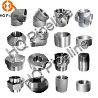 Steel forged pipe fittings