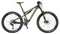 2017 Scott Genius 710 Plus Mountain Bike- GOCYCLESPORT