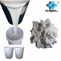 Liquid RTV-2 molding silicone for resin sculputure