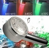 Shower Color Changing with Water Temperature - PR002028