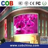 Pleine couleur LED affichage P10 pour la publicité vidéo / P10 extérieur LED panneau d'...