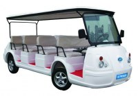 11 sets electric Sightseeing car