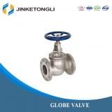 JKTL stainless steel globe valve price