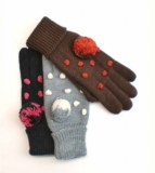 Gloves,knitted gloves,acrylic gloves,woolen gloves,cotton gloves,touch gloves