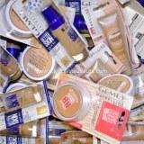 Lot Fonds de Teint blisters de marque - 50 pièces